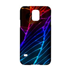 Cracked Out Broken Glass Samsung Galaxy S5 Hardshell Case  by BangZart