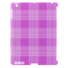 Seamless Tartan Pattern Apple Ipad 3/4 Hardshell Case (compatible With Smart Cover)