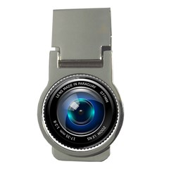 Camera Lens Prime Photography Money Clips (round)