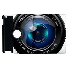 Camera Lens Prime Photography Apple Ipad 2 Flip 360 Case by BangZart
