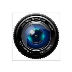 Camera Lens Prime Photography Satin Bandana Scarf