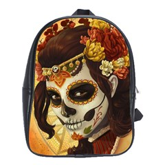 Fantasy Girl Art School Bags(large)  by BangZart