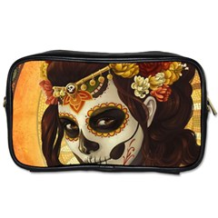 Fantasy Girl Art Toiletries Bags
