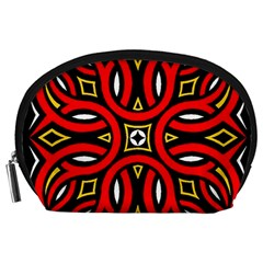 Traditional Art Pattern Accessory Pouches (large)  by BangZart