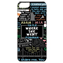 Book Quote Collage Apple Iphone 5 Classic Hardshell Case
