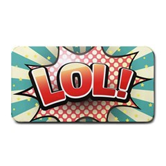 Lol Comic Speech Bubble  Vector Illustration Medium Bar Mats