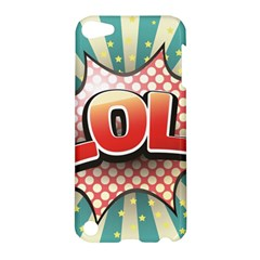 Lol Comic Speech Bubble  Vector Illustration Apple Ipod Touch 5 Hardshell Case