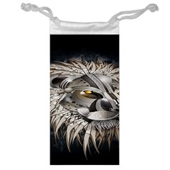 Lion Robot Jewelry Bag