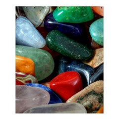 Stones Colors Pattern Pebbles Macro Rocks Shower Curtain 60  X 72  (medium)  by BangZart