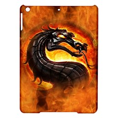 Dragon And Fire Ipad Air Hardshell Cases