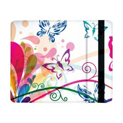Butterfly Vector Art Samsung Galaxy Tab Pro 8 4  Flip Case