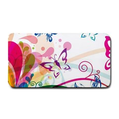 Butterfly Vector Art Medium Bar Mats by BangZart