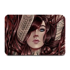 Beautiful Women Fantasy Art Plate Mats by BangZart