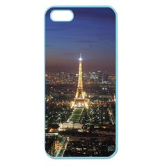 Paris At Night Apple Seamless Iphone 5 Case (color)