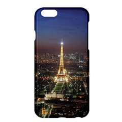 Paris At Night Apple Iphone 6 Plus/6s Plus Hardshell Case
