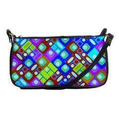 Pattern Factory 32b Shoulder Clutch Bags by MoreColorsinLife