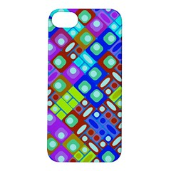 Pattern Factory 32b Apple Iphone 5s/ Se Hardshell Case by MoreColorsinLife