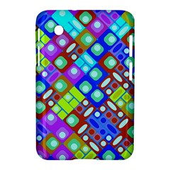 Pattern Factory 32b Samsung Galaxy Tab 2 (7 ) P3100 Hardshell Case  by MoreColorsinLife