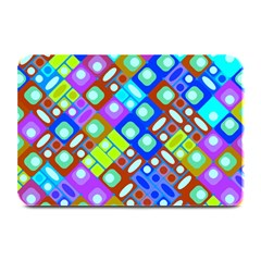 Pattern Factory 32b Plate Mats by MoreColorsinLife