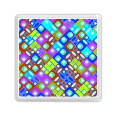 Pattern Factory 32b Memory Card Reader (square)  by MoreColorsinLife