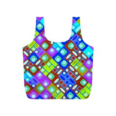 Pattern Factory 32b Full Print Recycle Bags (s)  by MoreColorsinLife