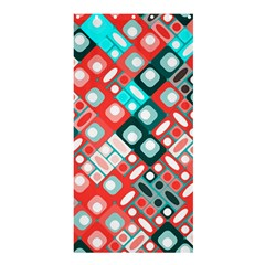 Pattern Factory 32d Shower Curtain 36  X 72  (stall)  by MoreColorsinLife
