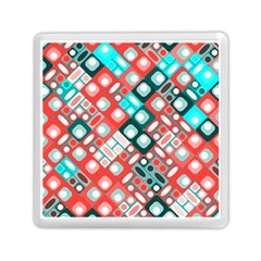 Pattern Factory 32d Memory Card Reader (square)  by MoreColorsinLife