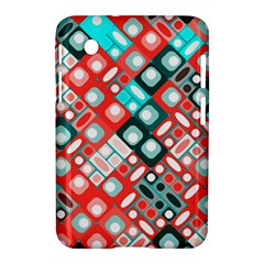Pattern Factory 32d Samsung Galaxy Tab 2 (7 ) P3100 Hardshell Case  by MoreColorsinLife