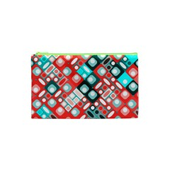 Pattern Factory 32d Cosmetic Bag (xs) by MoreColorsinLife