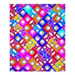 Pattern Factory 32a Shower Curtain 60  X 72  (medium)  by MoreColorsinLife