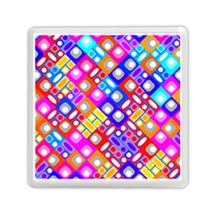 Pattern Factory 32a Memory Card Reader (square)  by MoreColorsinLife