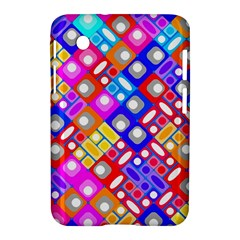 Pattern Factory 32a Samsung Galaxy Tab 2 (7 ) P3100 Hardshell Case  by MoreColorsinLife