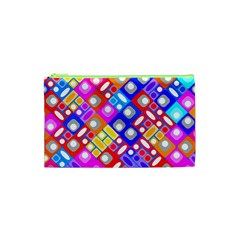 Pattern Factory 32a Cosmetic Bag (xs) by MoreColorsinLife