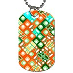 Pattern Factory 32c Dog Tag (One Side) Front