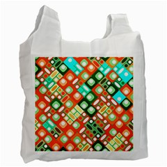 Pattern Factory 32c Recycle Bag (one Side)