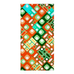 Pattern Factory 32c Shower Curtain 36  X 72  (stall)  by MoreColorsinLife