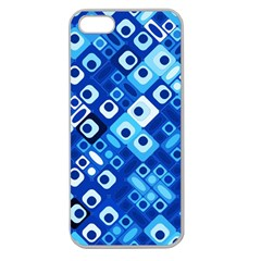 Pattern Factory 32e Apple Seamless Iphone 5 Case (clear) by MoreColorsinLife