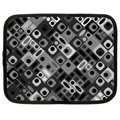Pattern Factory 32f Netbook Case (xxl)  by MoreColorsinLife