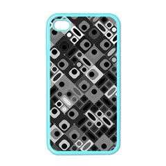 Pattern Factory 32f Apple Iphone 4 Case (color) by MoreColorsinLife