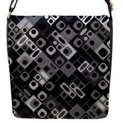 Pattern Factory 32f Flap Messenger Bag (s) by MoreColorsinLife