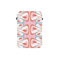 Algorithmic Abstract Shapes Apple Ipad Mini Protective Soft Cases by linceazul