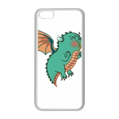 Baby Dragon   Cowcow Apple Iphone 5c Seamless Case (white) by ShiroSan