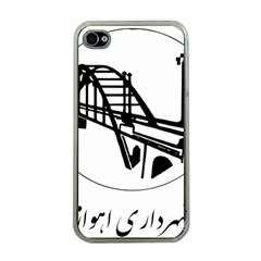 Seal Of Ahvaz Apple Iphone 4 Case (clear) by abbeyz71