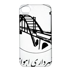 Seal Of Ahvaz Apple Iphone 4/4s Hardshell Case With Stand by abbeyz71