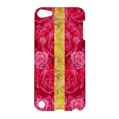 Rose And Roses And Another Rose Apple Ipod Touch 5 Hardshell Case by pepitasart