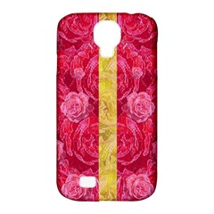 Rose And Roses And Another Rose Samsung Galaxy S4 Classic Hardshell Case (pc+silicone) by pepitasart