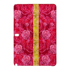 Rose And Roses And Another Rose Samsung Galaxy Tab Pro 12 2 Hardshell Case by pepitasart