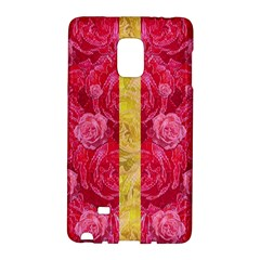 Rose And Roses And Another Rose Galaxy Note Edge by pepitasart