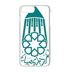 Seal Of Hamedan  Apple Iphone 7 Plus White Seamless Case by abbeyz71