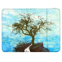 Single Tree Samsung Galaxy Tab 7  P1000 Flip Case by berwies